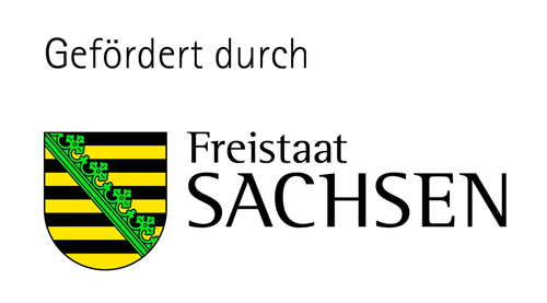 Förderung Freistaat Sachsen